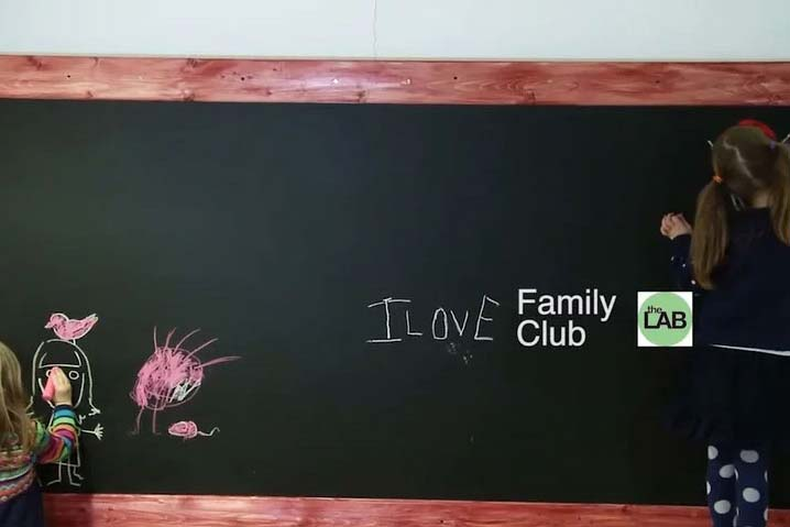 Family Club The LAB Gallery